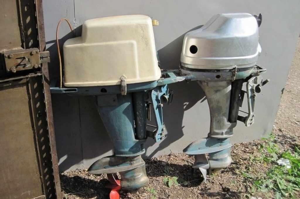 Мотор Вихрь-30