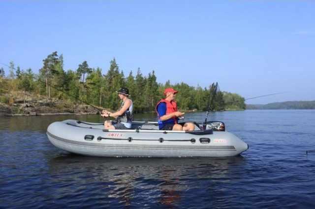 Серия лодок «Антей»: обзор модельного ряда