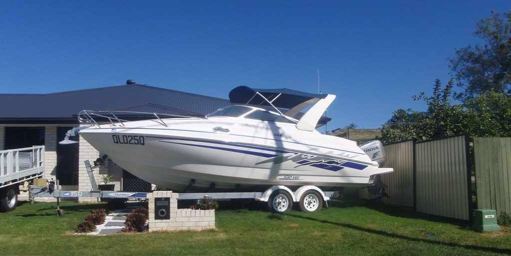 Характеристики катера Fibrafort Style 255