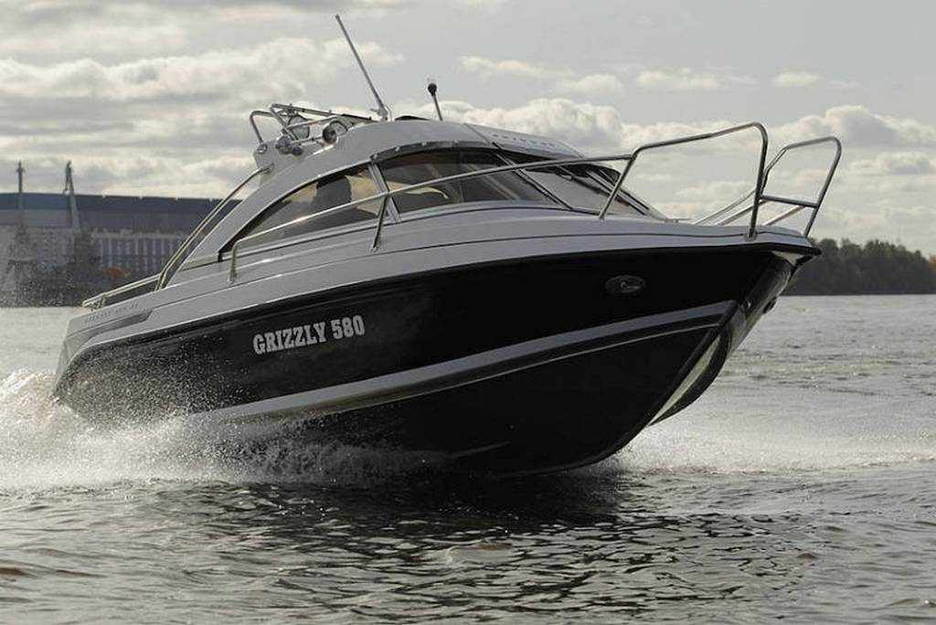 Grizzly 580 HT