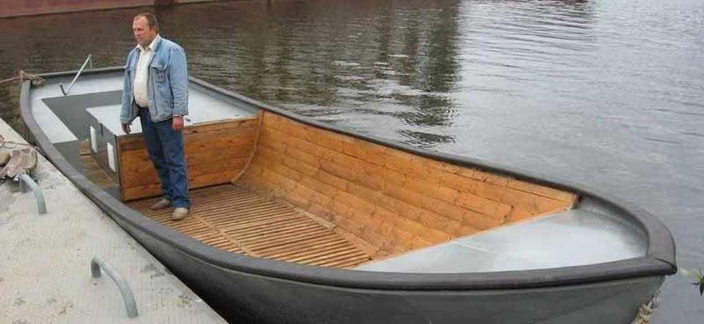 Лодка ЛПТ-8