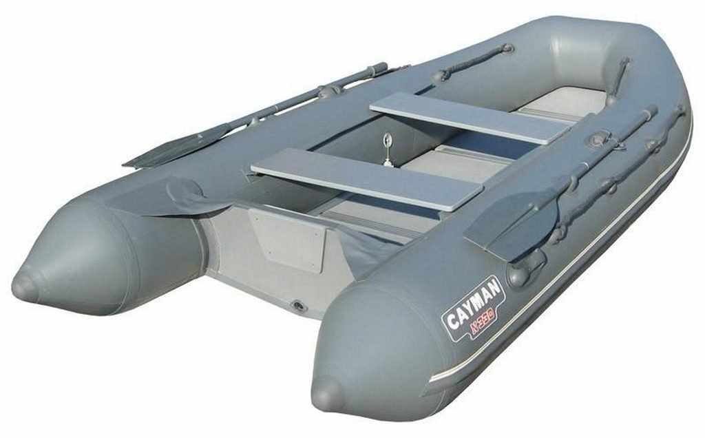 Лодка «Кайман N-330»