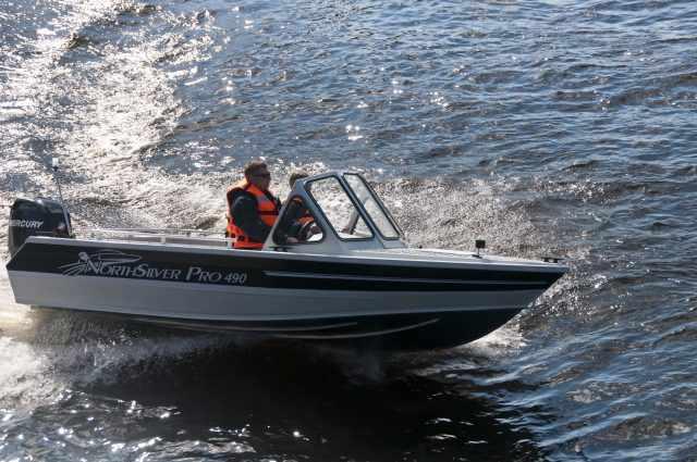 Обзор катера Northsilver Pro 520-M и других лодок производителя