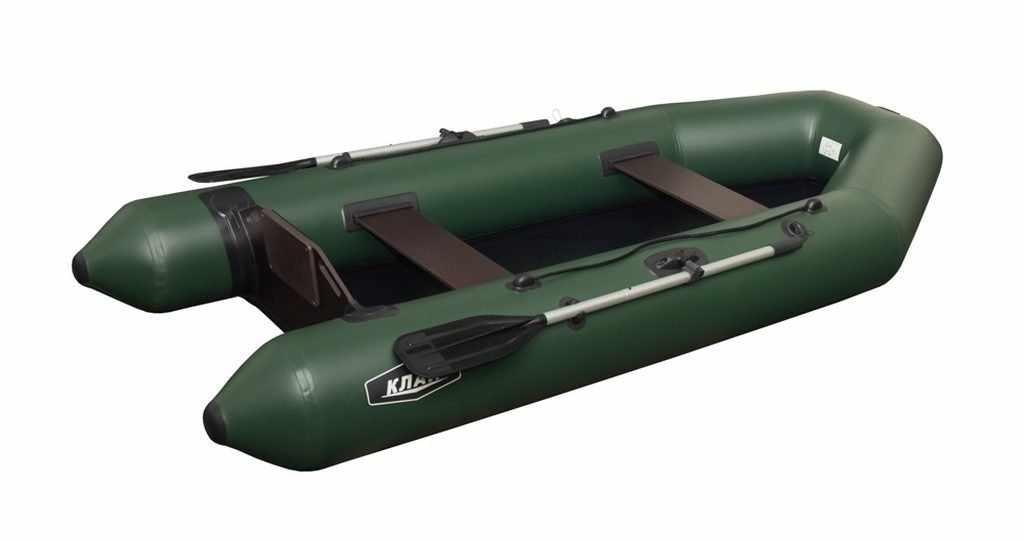 Лодка ПВХ «Клай»