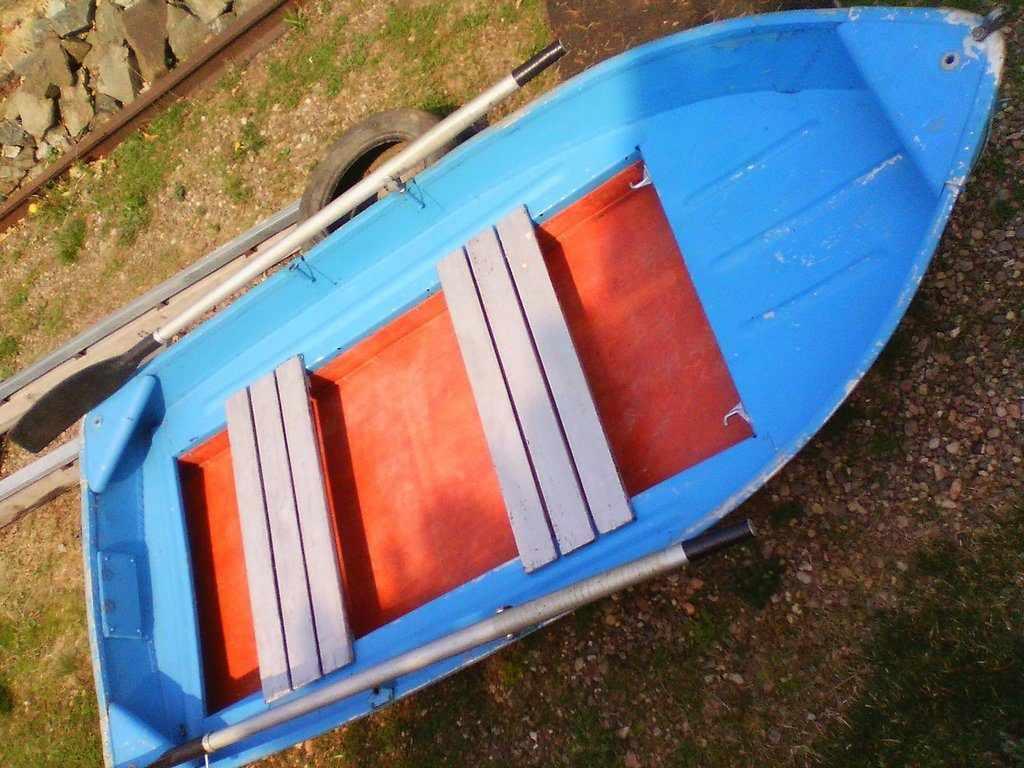 Лодку Ерш