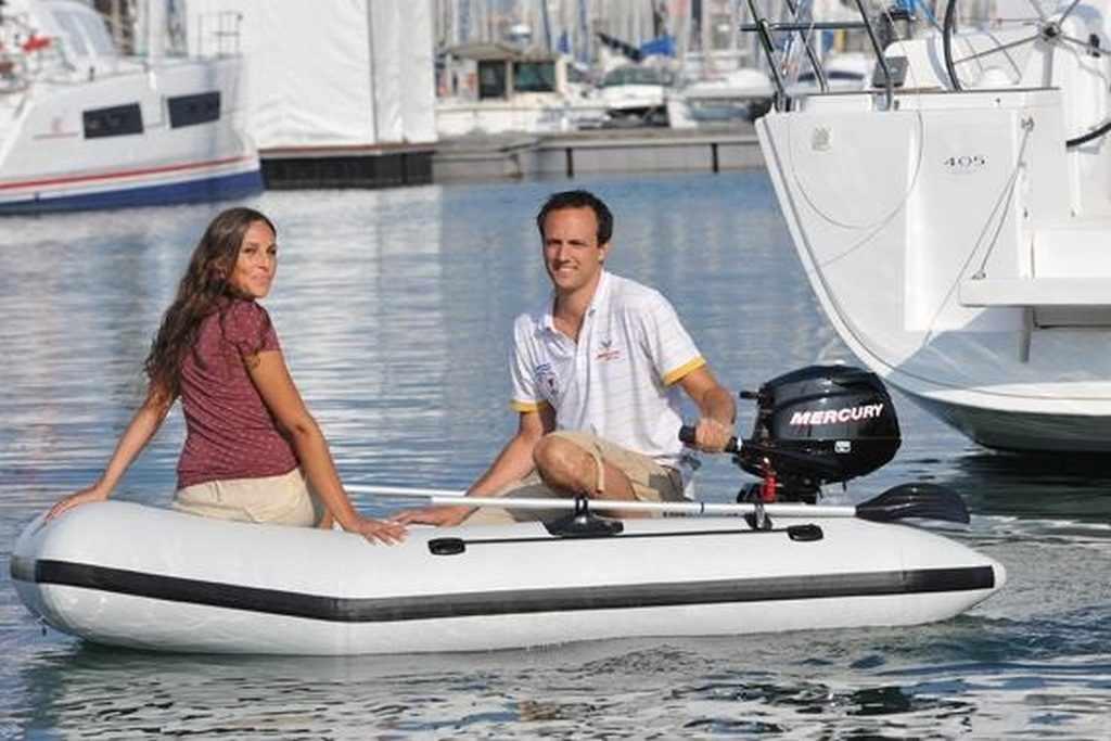 Лодка ПВХ Quickline