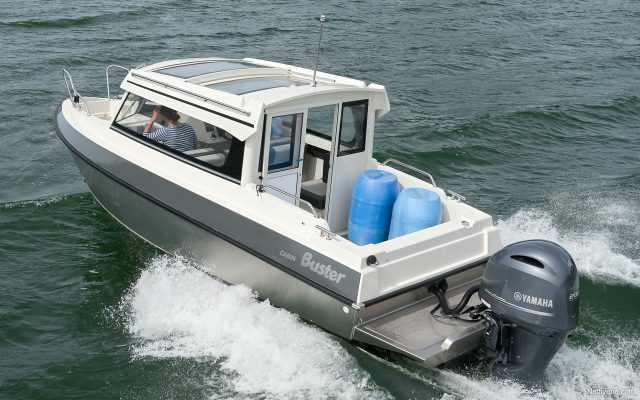Катера и лодки Buster