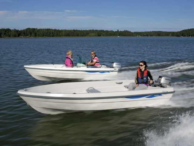 Характеристики и описания лодок Terhi
