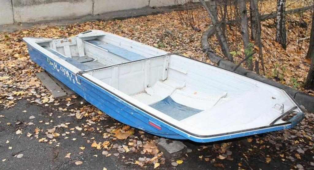 Лодка «Кейс»