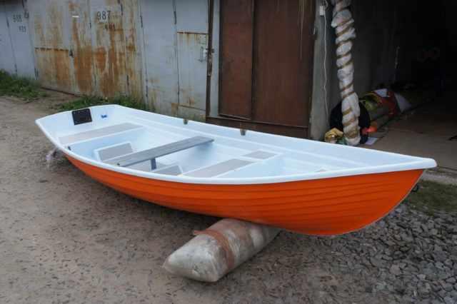 Гребная лодка «Фофан»