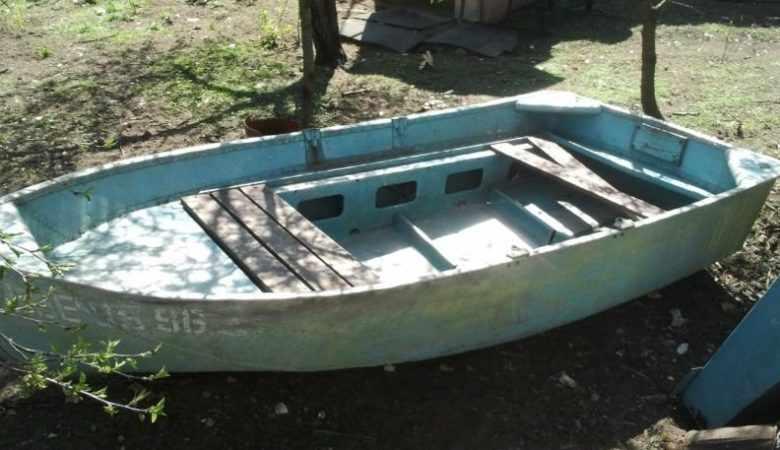 Лодка Ерш