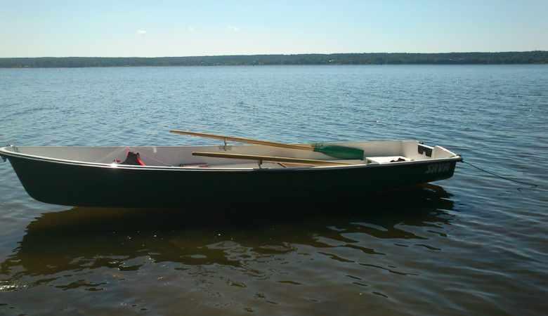 Лодка Пелла Фиорд 3.5