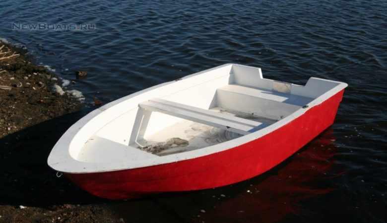 Лодка Ерш пластиковая