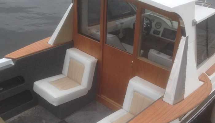 Лодка Крым 4