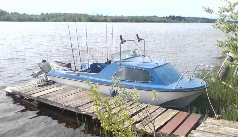 Лодка Ладога 2