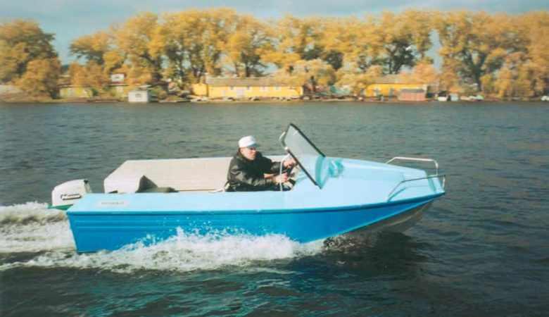 Лодка Воронеж М