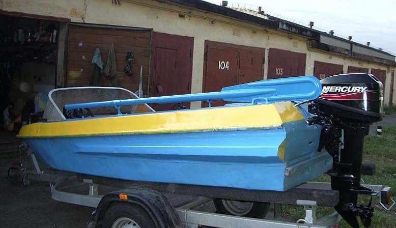 лодка Неман