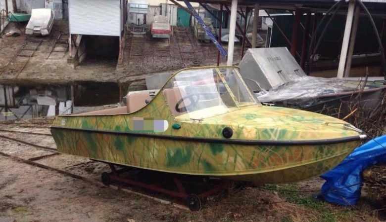 лодка Неман 2