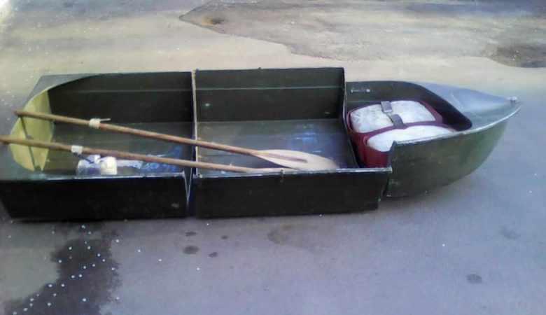 лодка Малютка 2