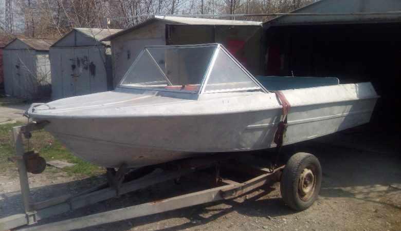 лодка Крым