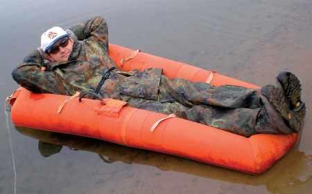 Вариант спасательной лодки «ЛАС 1»