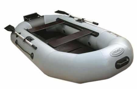 Лодка Оникс 280 в гребном исполнении