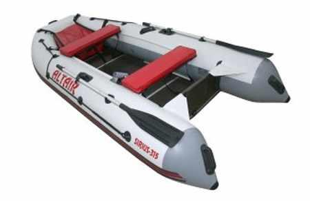 Компоновка лодки «Альтаир Сириус 315»