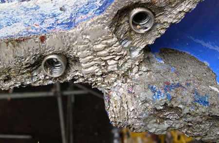 Коррозия алюминиевого корпуса в морской воде