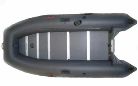 Компоновка лодки «Викинг 320»