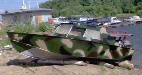Рубка на лодке «Прогресс-4» title=