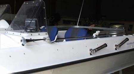 Комплектация лодки «Казанка 5м7 Люкс»