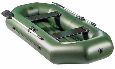 Модификация с надувным дном низкого давления Аква Оптима 260 НД