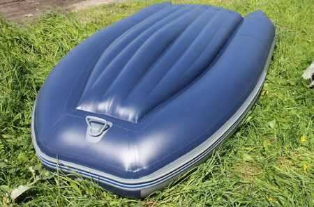 Днище надувной лодки «Флагман 300»