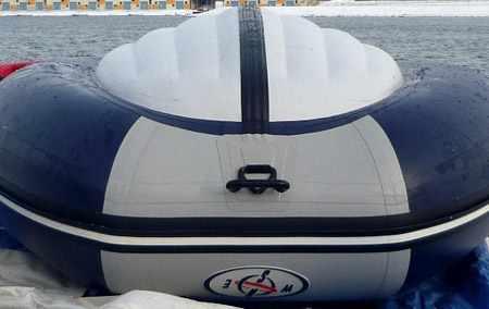 Надувная ПВХ лодка НДНД «CompAs 330»