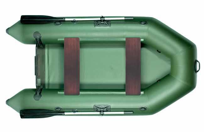 Конструкция надувной лодки «Аква 2600»