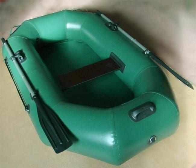 Корпус надувной лодки «Волга 200»