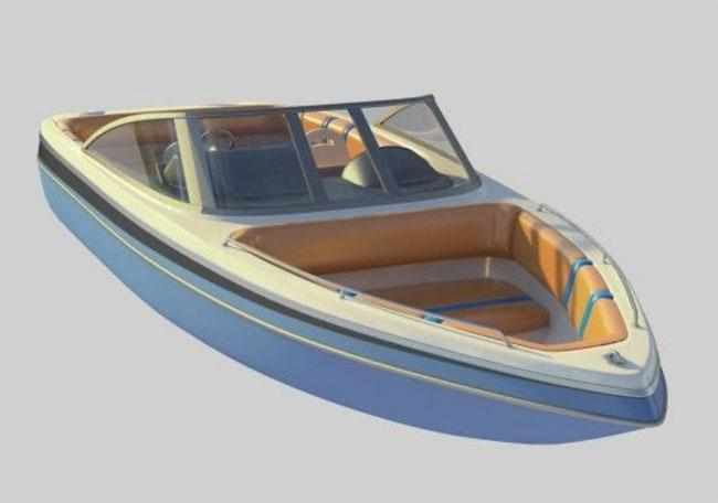 Лодка «Akvilon 450» в компоновке Боурайдер