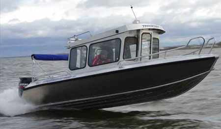 Модификация «Trident 620 CT»