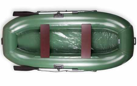 Конструкция надувной лодки «Джой 300»