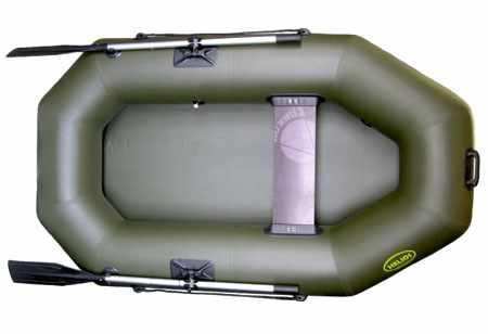Конструкция надувной лодки Гелиос 22