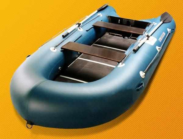 Корпус надувной лодки «Дельфин 3200»