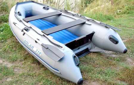 Компоновка лодки Солар 310