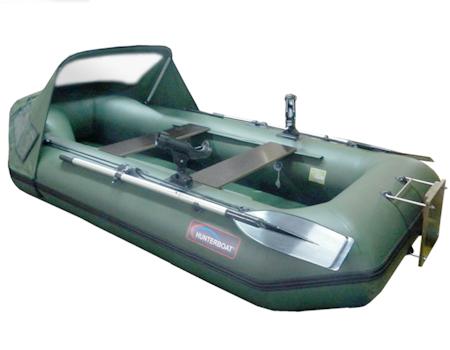 Надувная лодка «Хантер 280ЛТ Люкс»