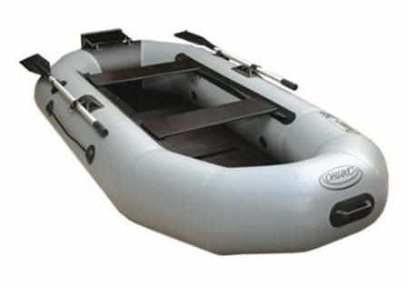 Транцевая версия лодки «Оникс 260GТ»