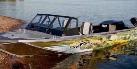 Компоновка катера «Ка-Хем 665»