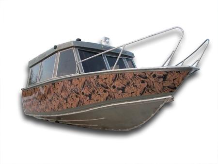 Лодка Уралъ 610