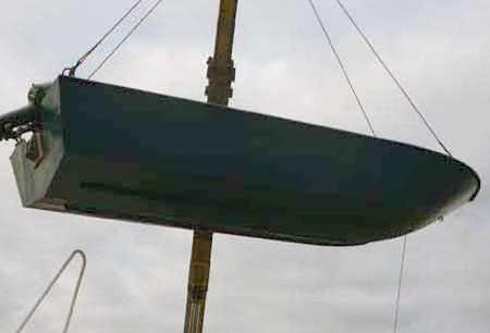 Корпус лодки Iron Boat 520