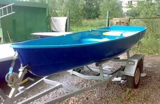 Корпус лодки «Фантазия»