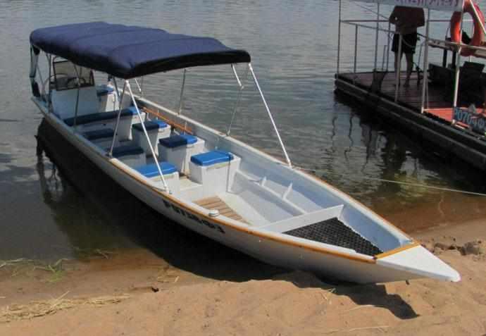 Прогулочный (пассажирский) вариант лодки «Астра»