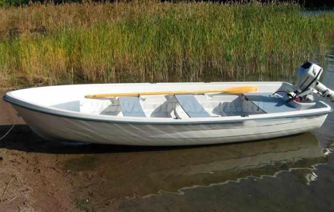 Компоновка лодки «SAVA 440»
